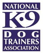 National K9 Dog Trainers Association logo